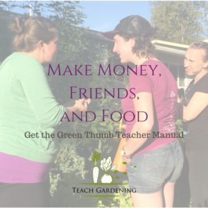 Make Money, Friends, and Food (1)